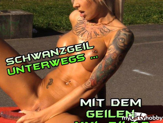 SCHWANZGEIL !! *Sparfuchs-Clip*