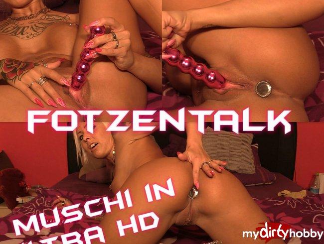 Dirty Talk - HD PUSSY !