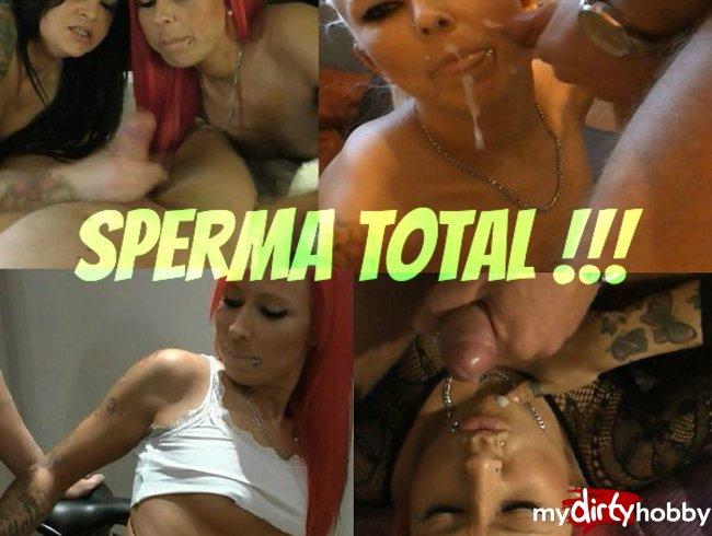 Sperma TOTAL !!